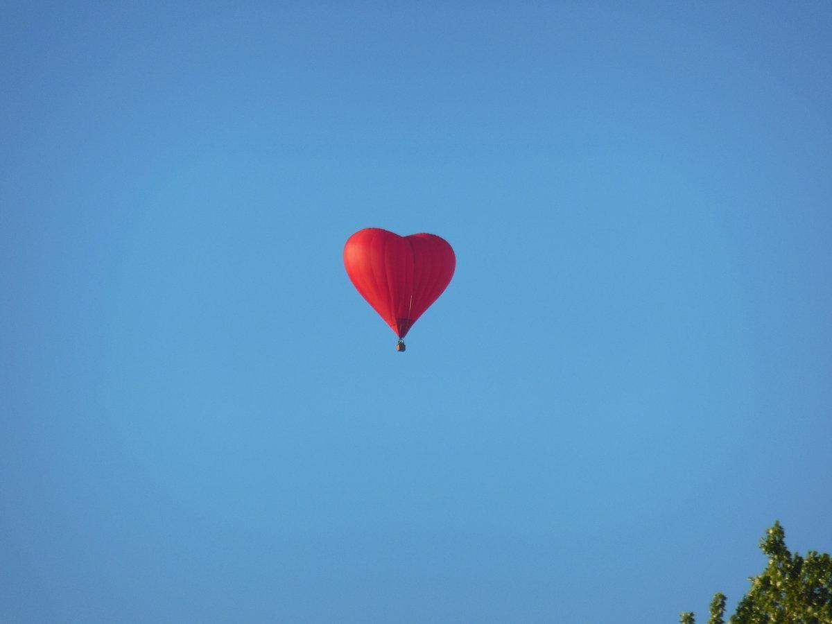 воздух в сердце картинки