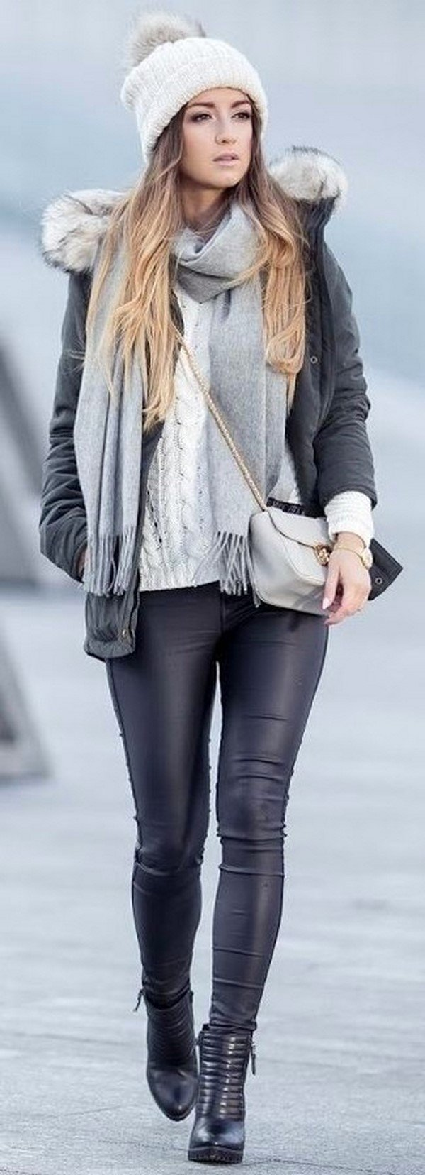 winter outfits for women