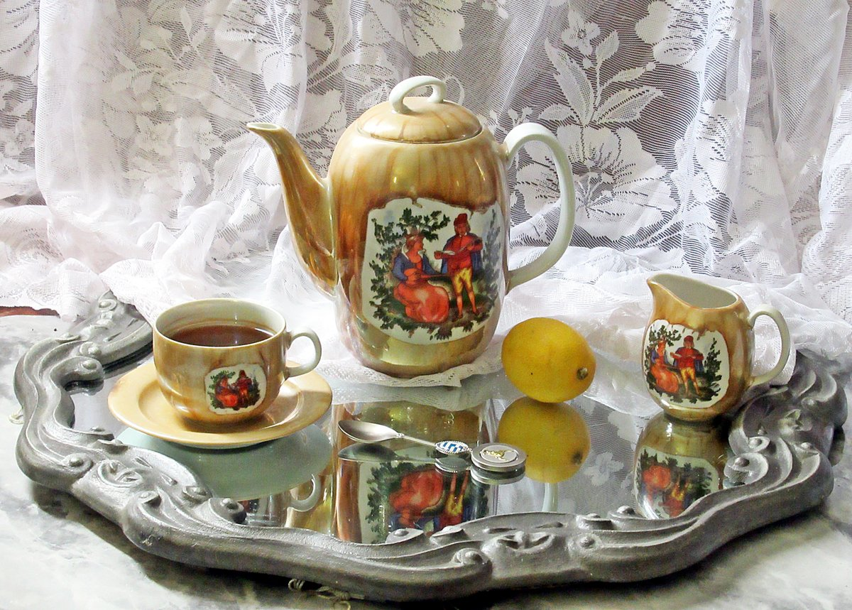 Выпьем чаю картинки
