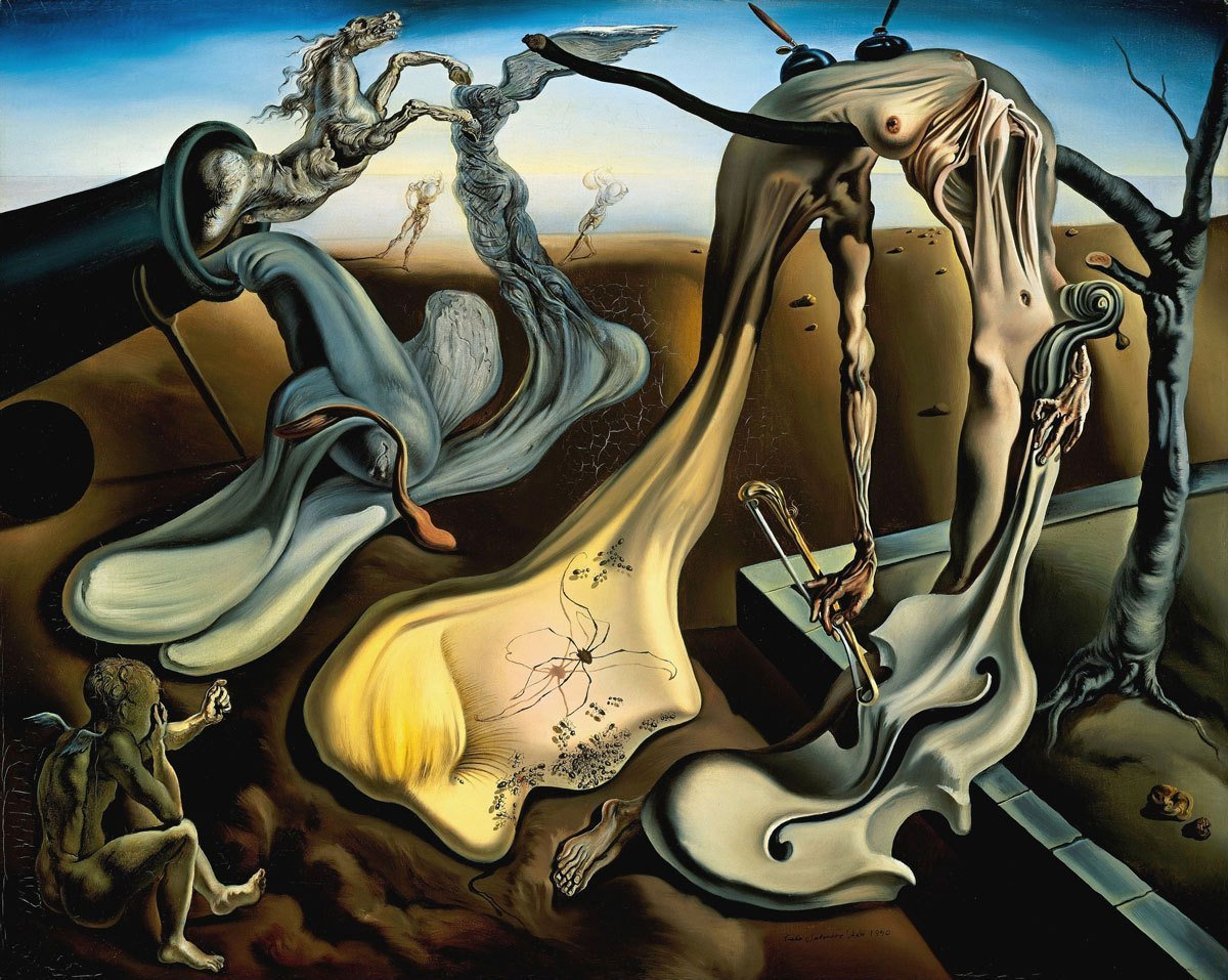 an overview of dali and surrealism Description: salvador dali and surrealism: introduction article dalí describes six different types of surrealist objects the beginning of dalí's surrealist period marked a growing confidence in his own style lobsters feathers which formed the foundation of his aesthetic.