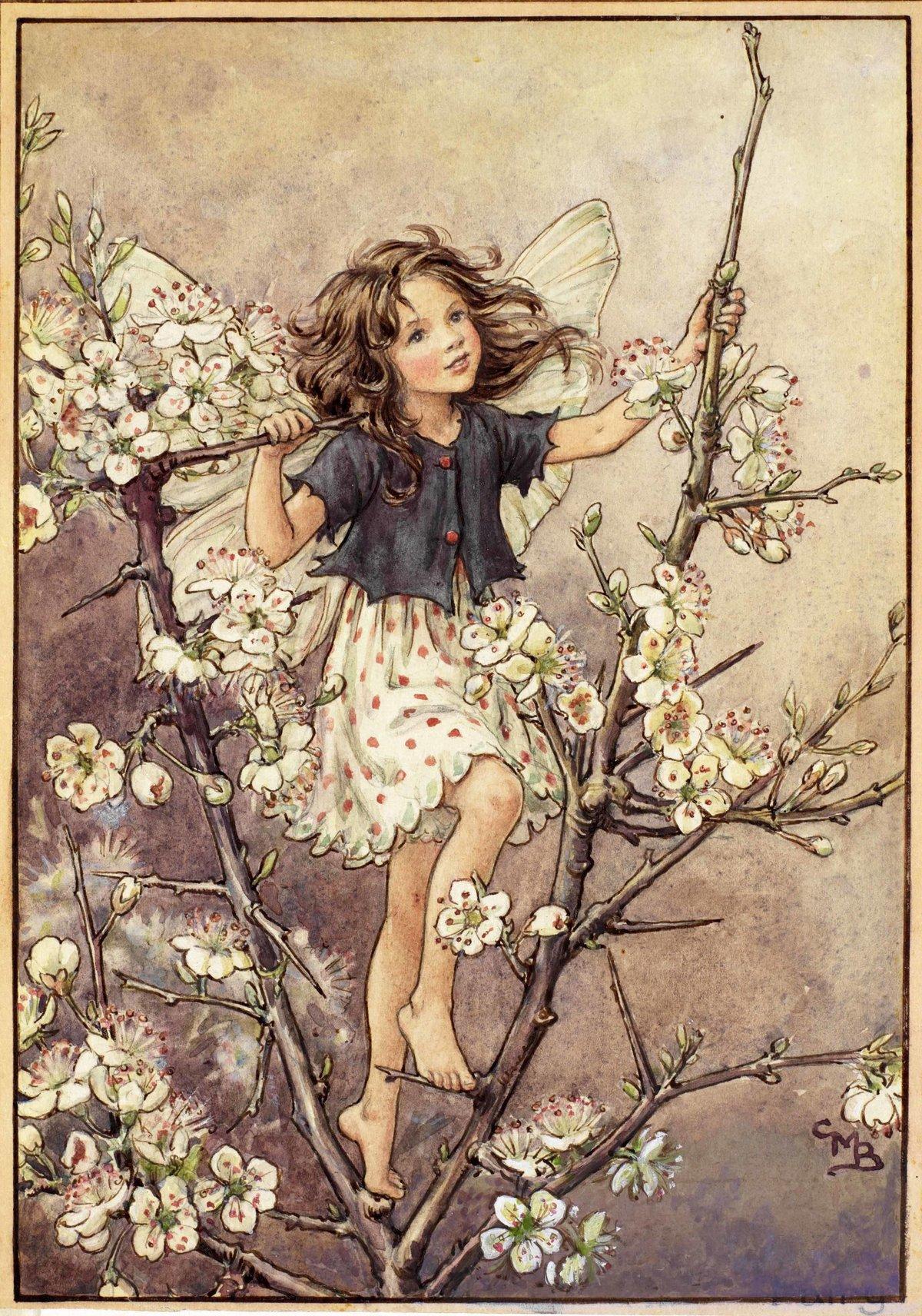 Весна картинки винтаж