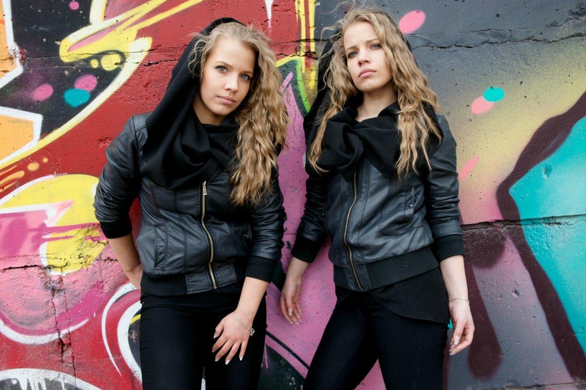 Москва близняшки