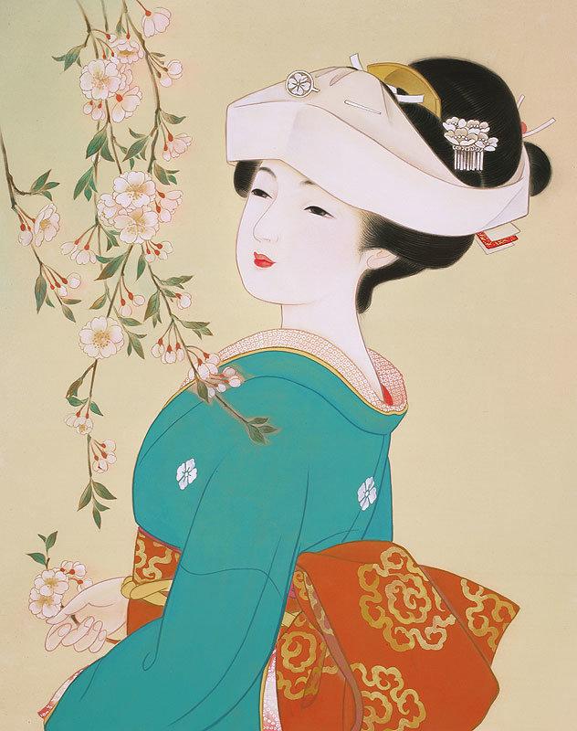 фото гравюры кореянки рисунки картинки многолетний