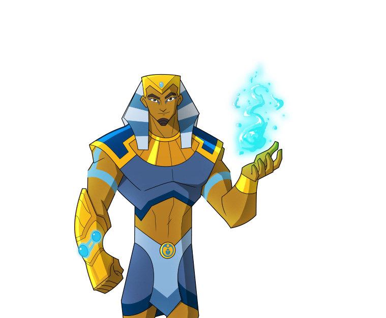 Картинки из мультика египтус последний