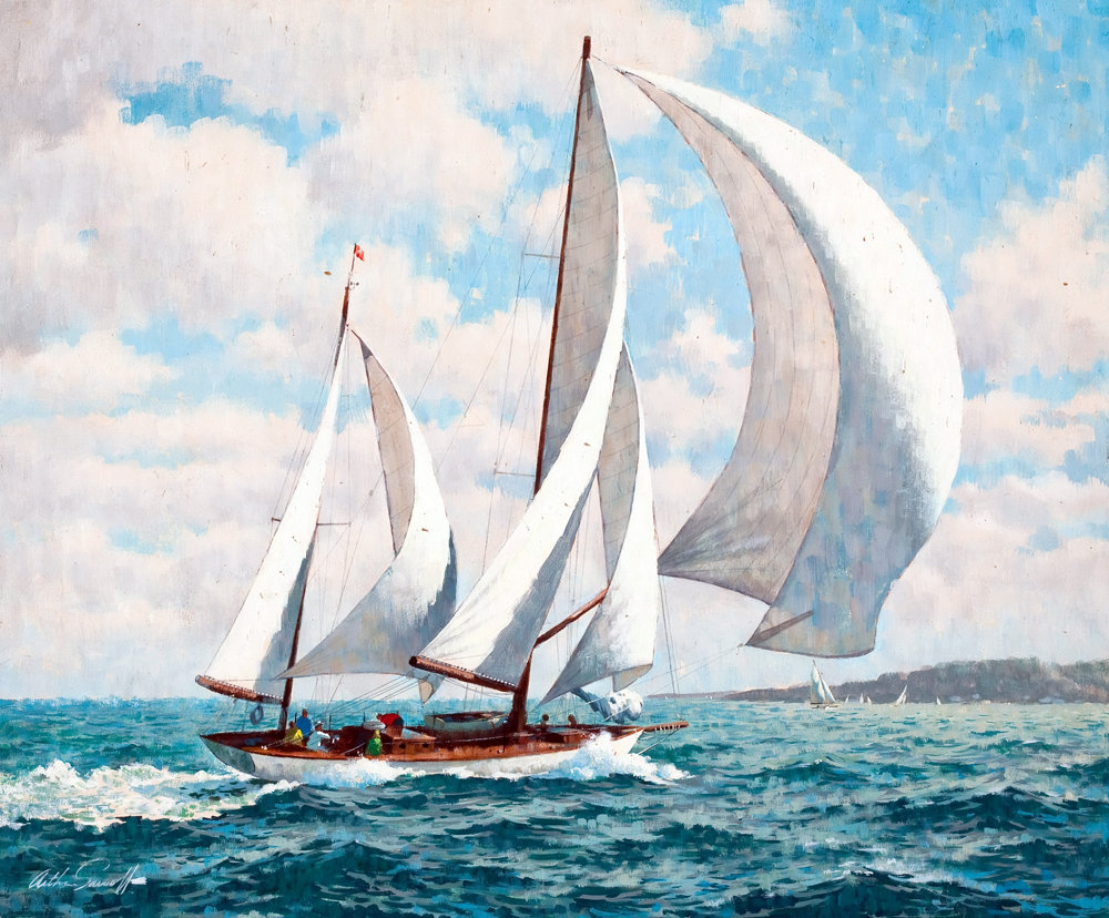 картинка ветер корабли учтиво спросил, чём