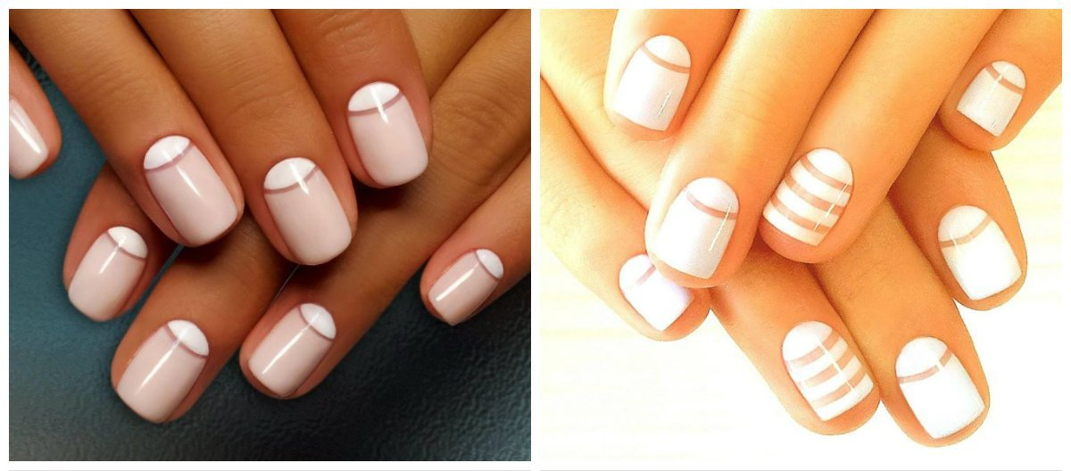 Gel Lacquer Is A Novelty Of Modern Nail Design Which Has Gained