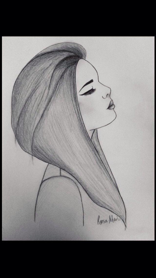 картинки по запросу Easy Drawing Ideas For Teenage Girls ске Card