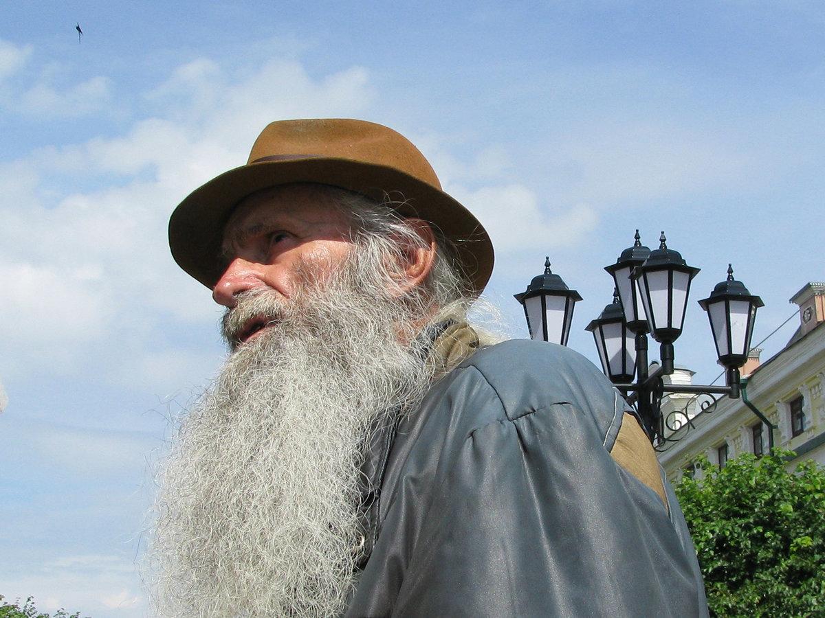 один картинка старик с бородой реквизит это гордость
