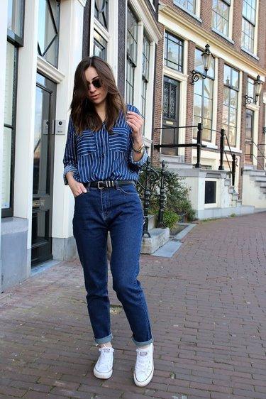 991d14046ee1 36 карточек в коллекции «Женские джинсы с высокой посадкой  стильные  образы» пользователя utsukushi7tenshi в Яндекс.Коллекциях