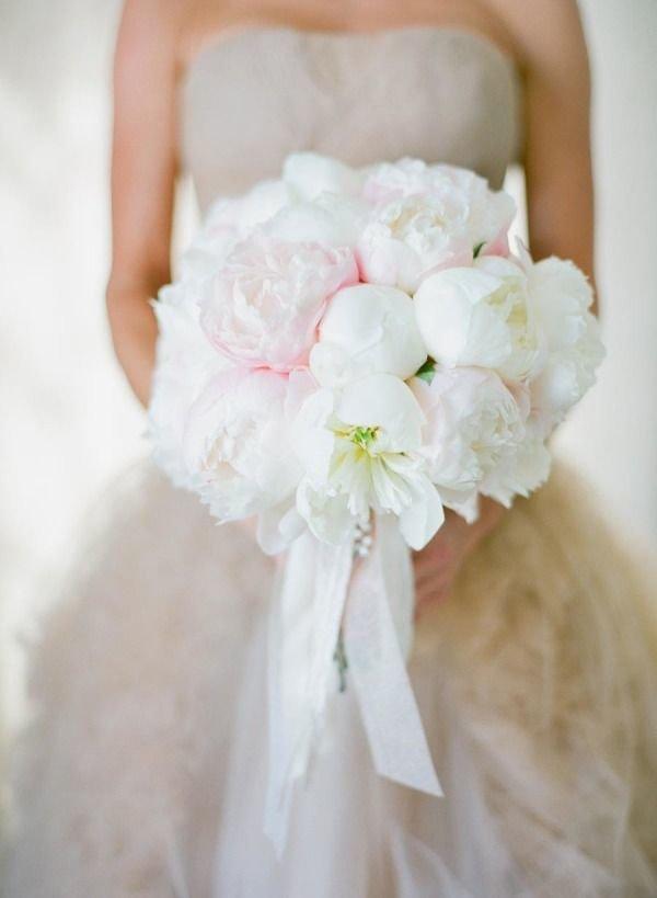 Сколько стоит свадебный букет невесты из пионов, букет яблоками