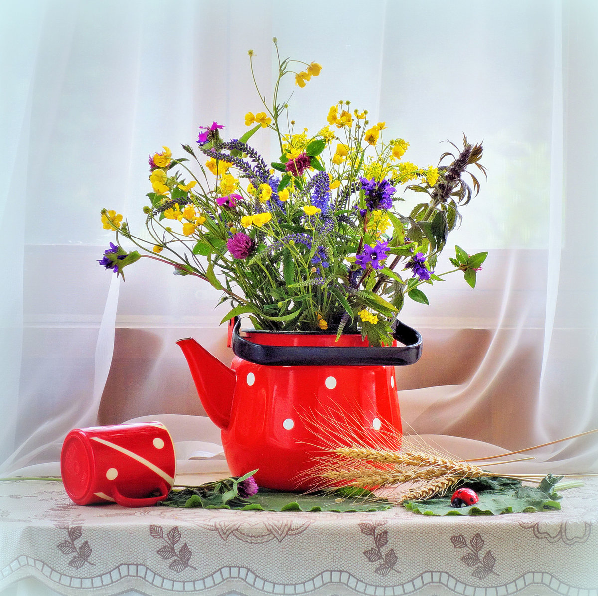 если открытки цветочки для настроения как нужно