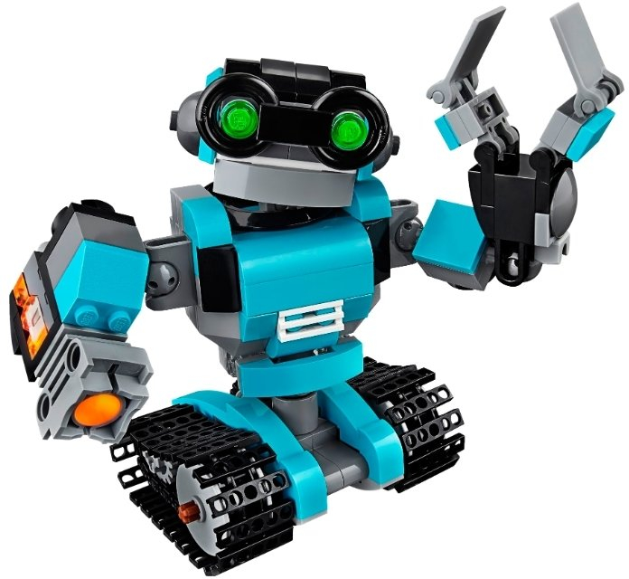 Картинка про роботов
