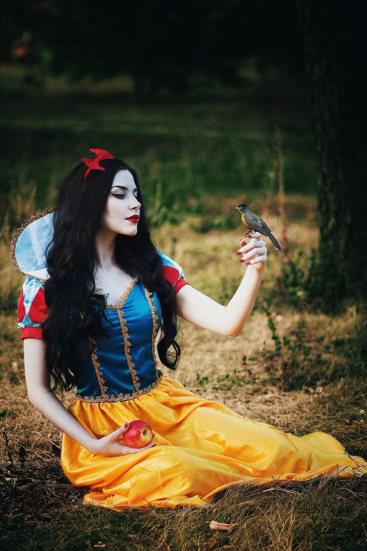 Фотосессия в стиле сказочные персонажи