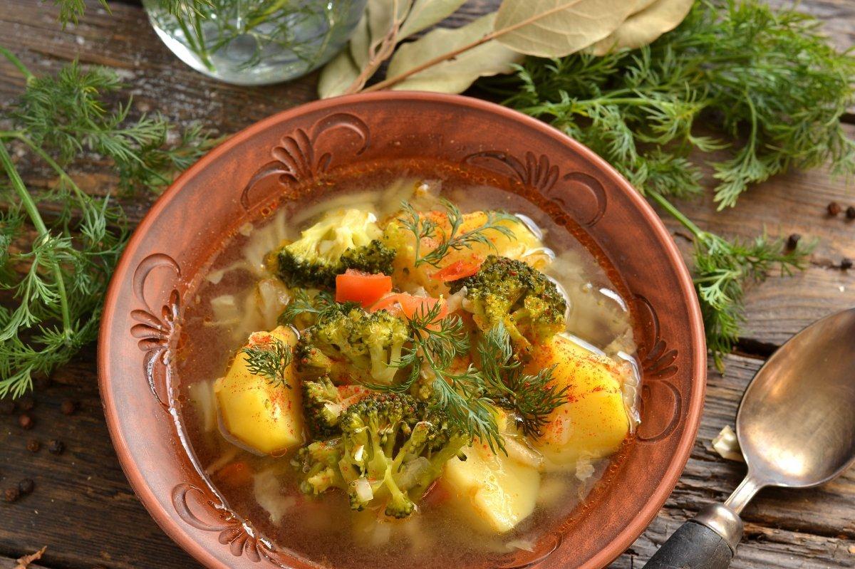 Нежирные супы рецепты с фото