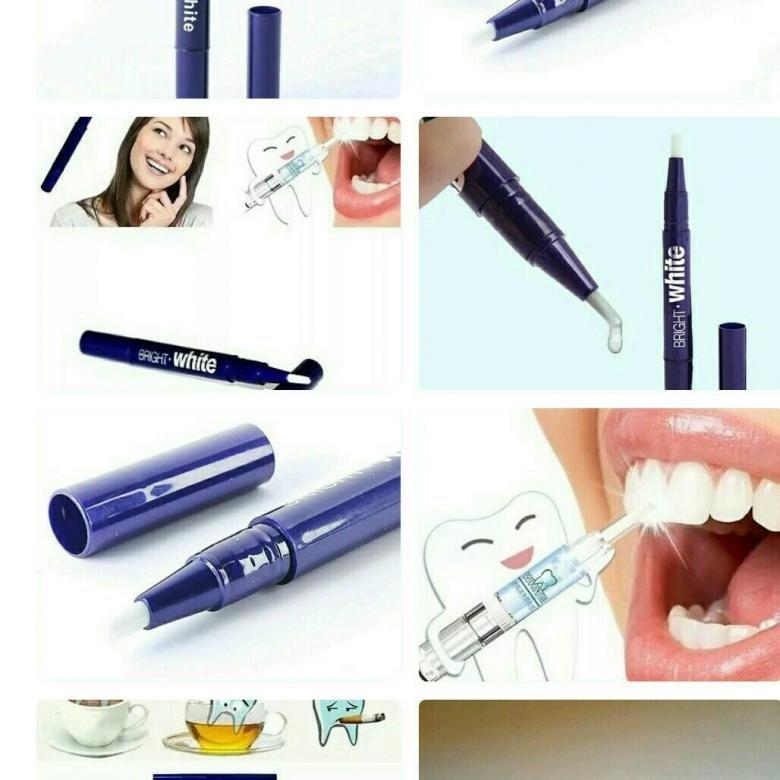 Bright White для домашнего отбеливания зубов в Смоленске