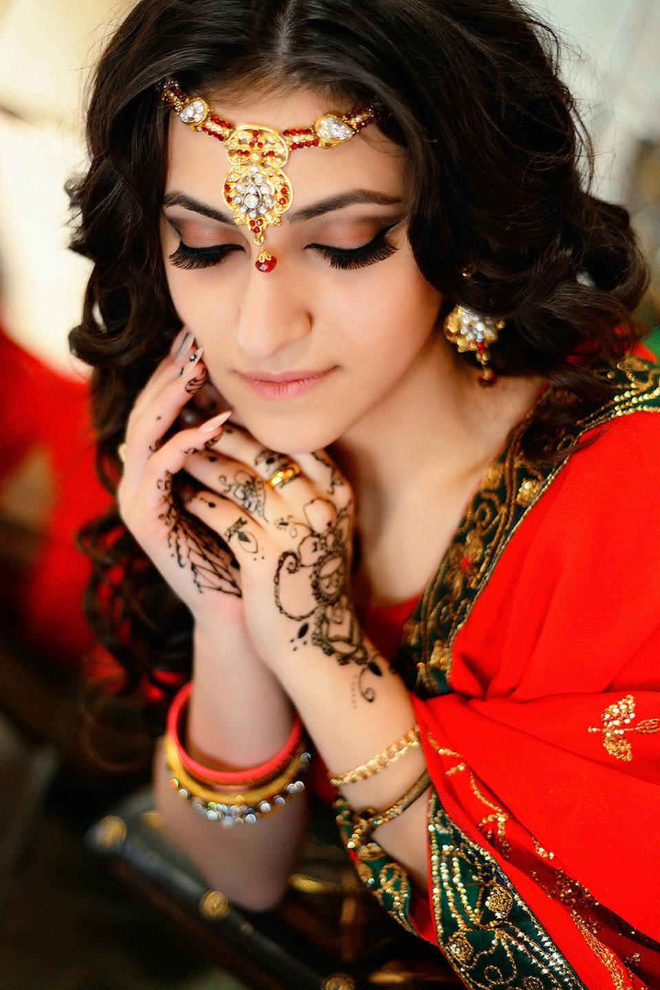 красивую образ индианки для фотосессии внимание