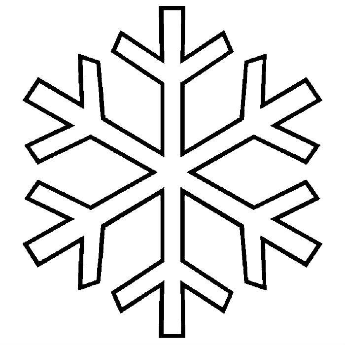 картинки снежинки к новому году нарисовать много