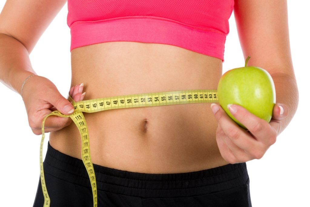 Как сбросить лишний вес жир