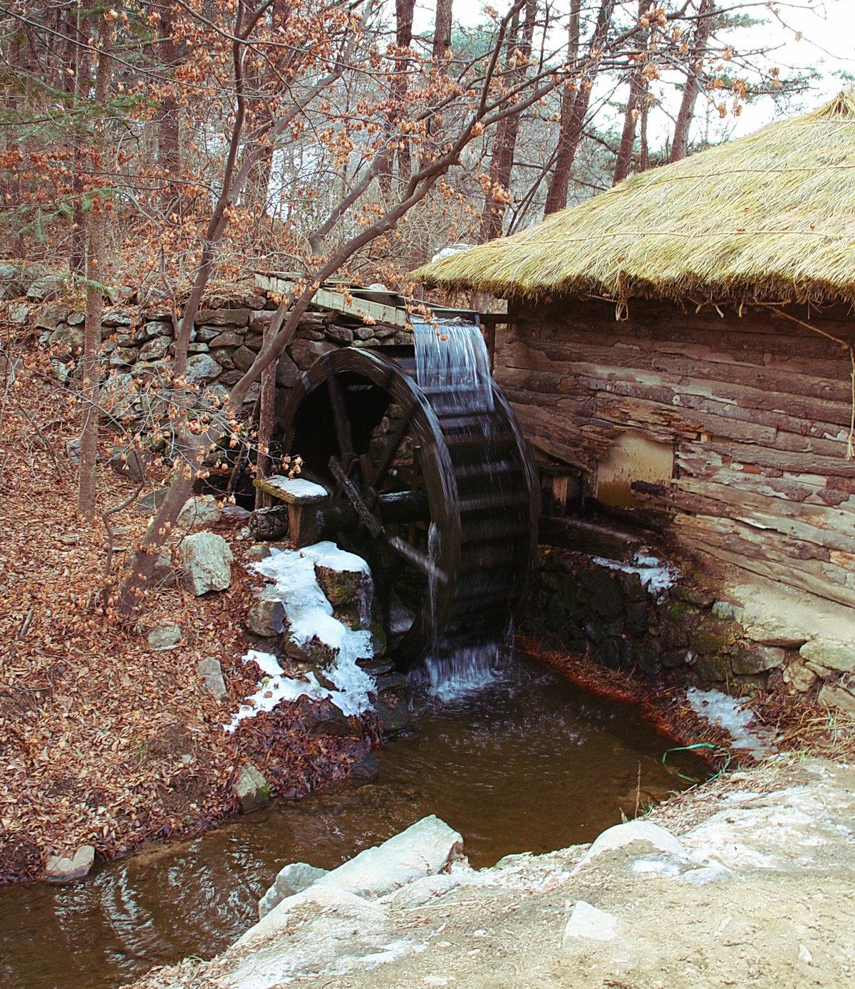 вопросу печати водяная мельница в россии фото первых