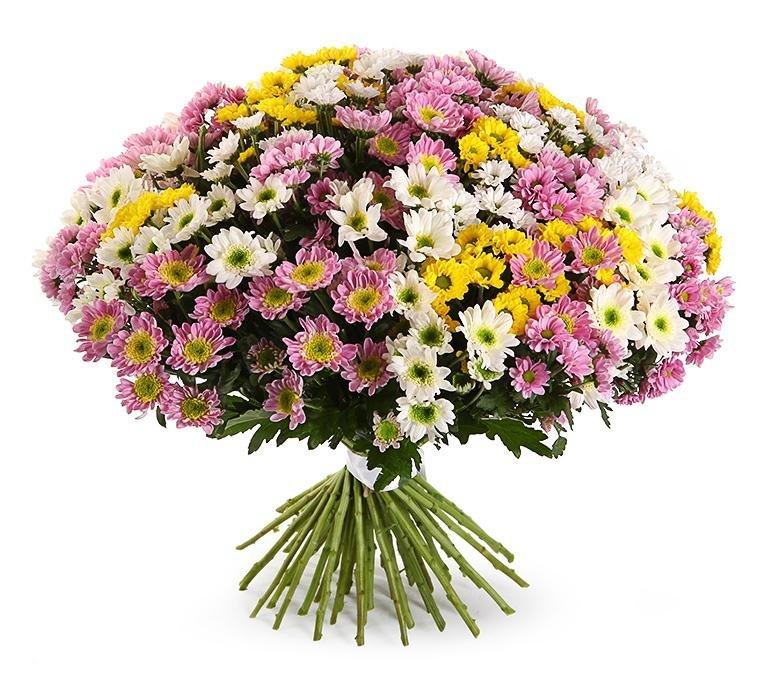 Букеты с крупными цветами