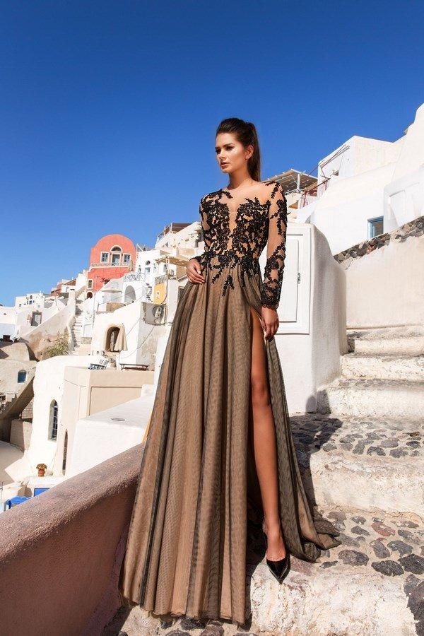 b455edd0db01f41 Модные платья на выпускной 2018-2019 года: фото, новинки, тенденции ...