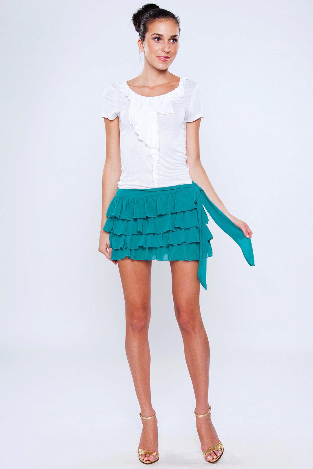 гостям юбки с рюшами фото сомневайтесь предложенных