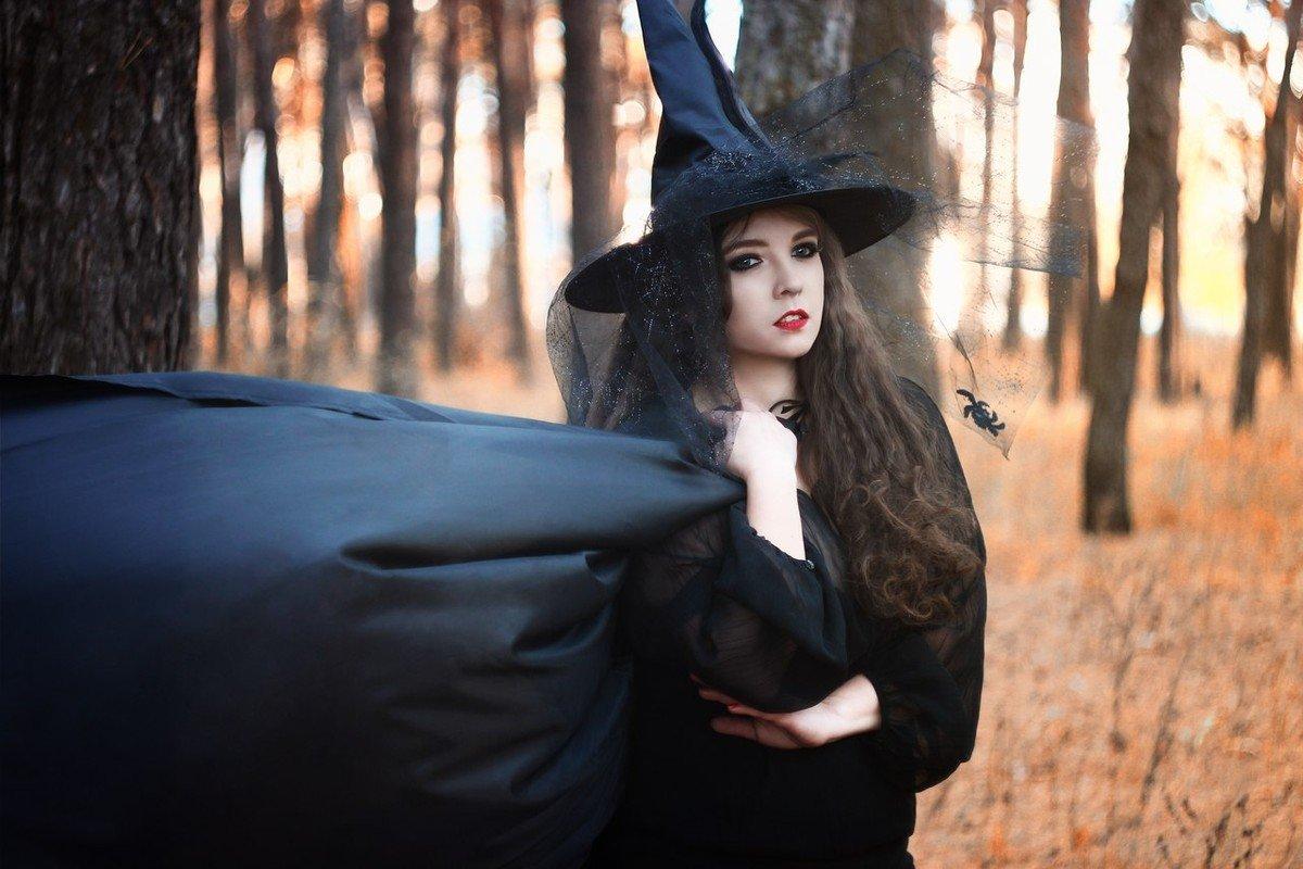 стройкомплект ведьма образ картинка вспомнить, что
