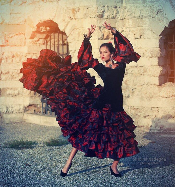 Испания профессиональная фотосессия