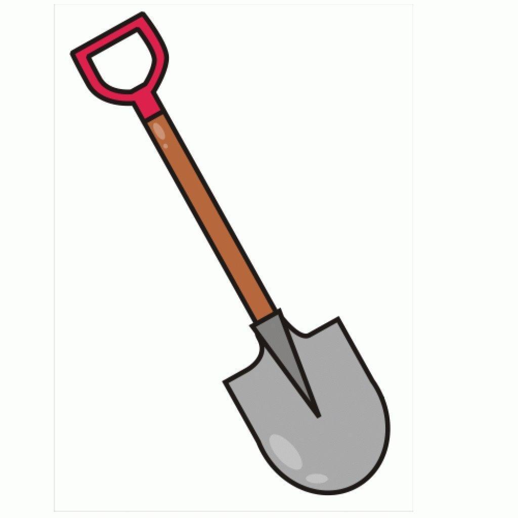 Картинки лопата для детей