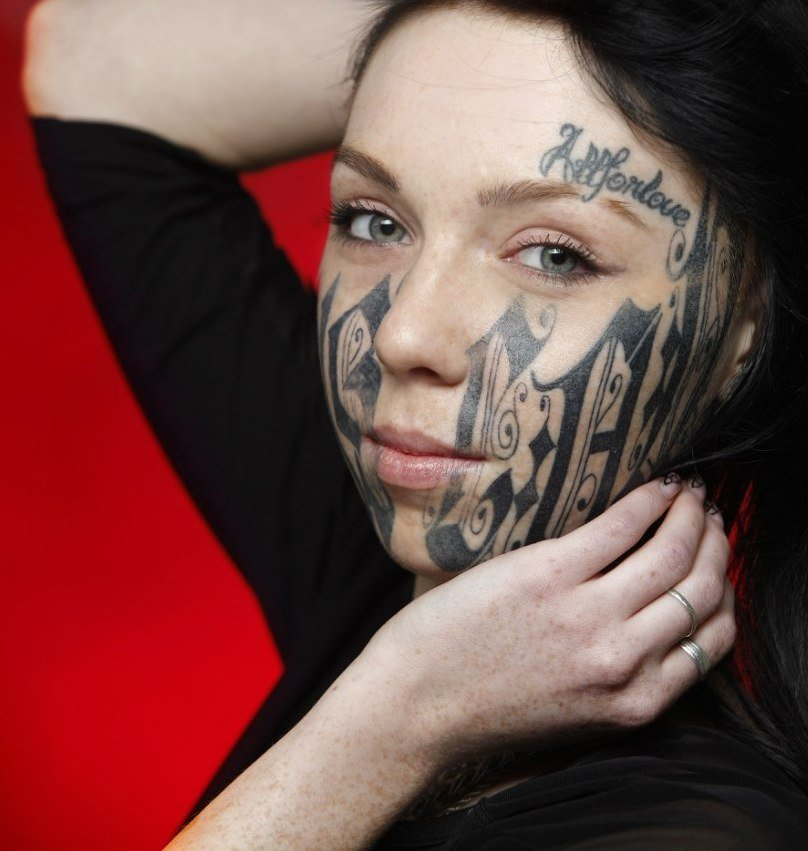фотографии со всего мира татуировок фрагменты