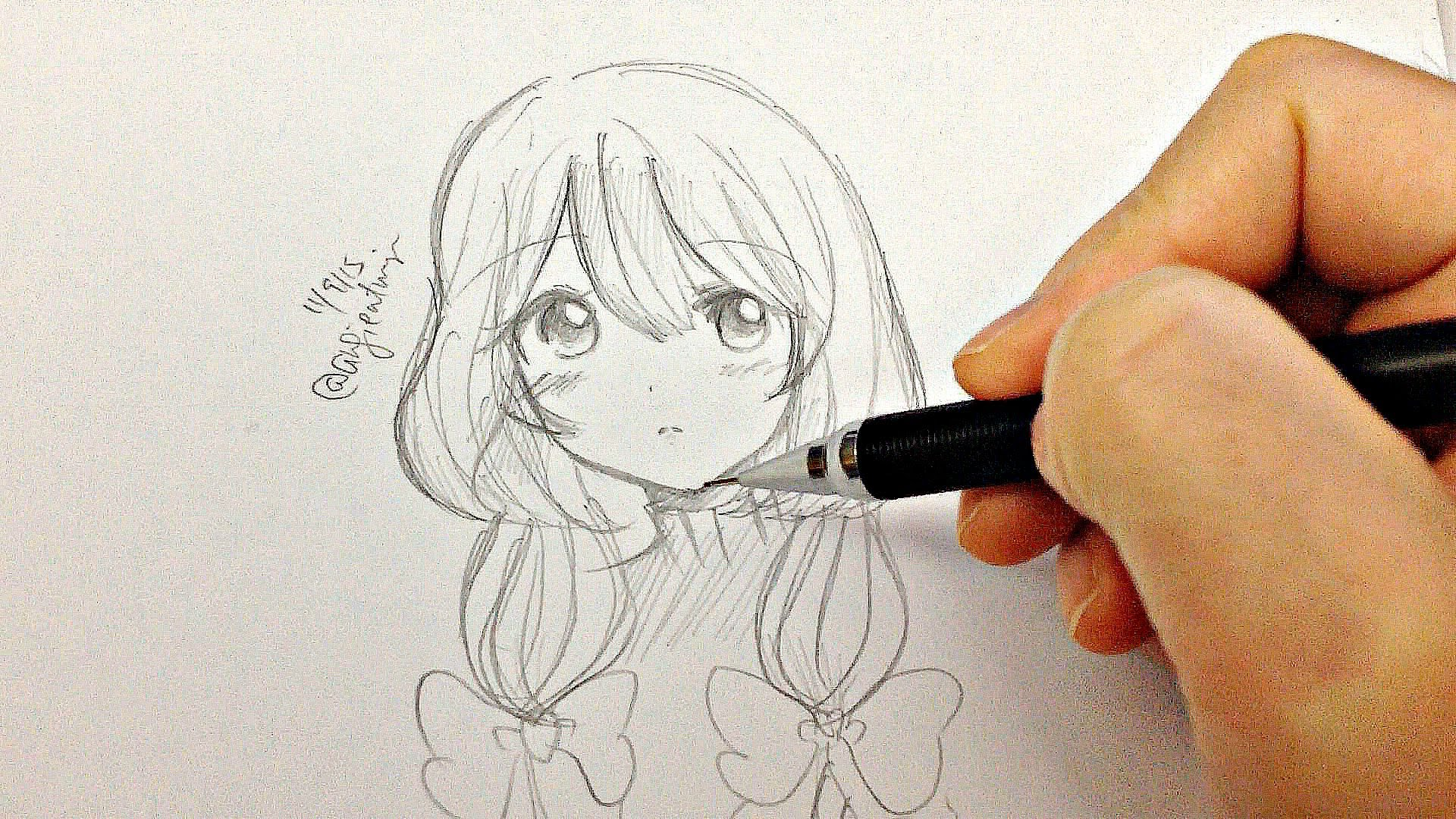 Image result for GIRL IS DRAWING
