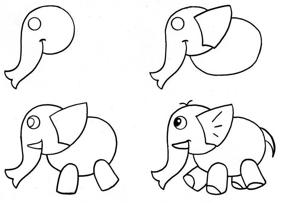 Дети рисуют пейзаж поэтапно.рита вячеславовна шатохина 13 января в  захотелось ваши рисунки сделать в виде картотеки.