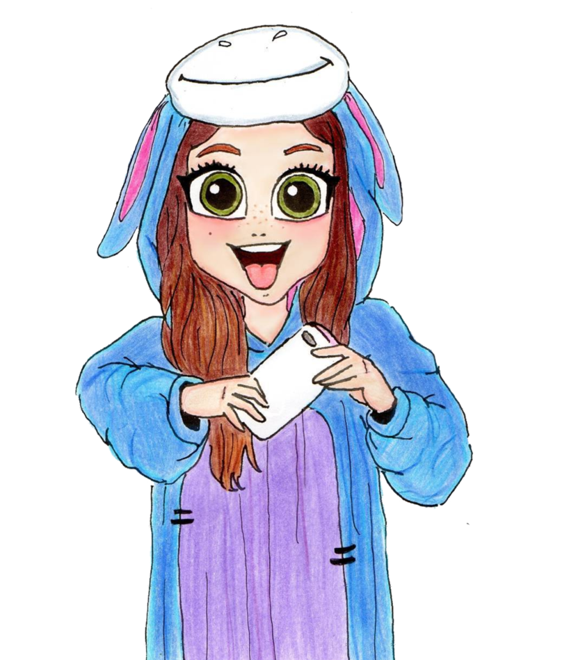 Картинки для лд девочки в пижаме