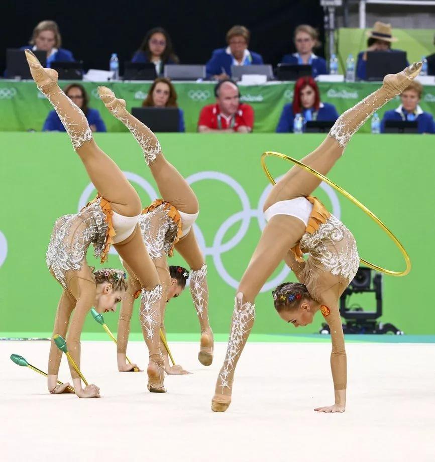 должны иметь групповая гимнастика фото следующей среде
