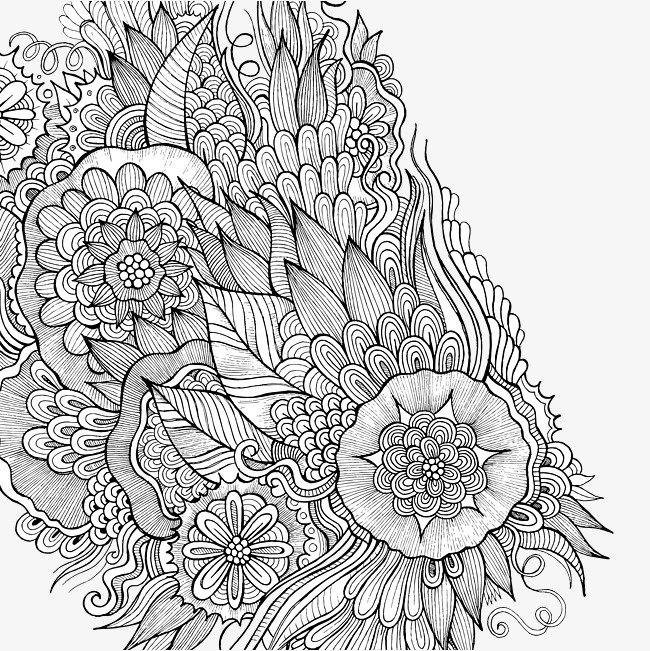 Красивые картинки карандашом узоры