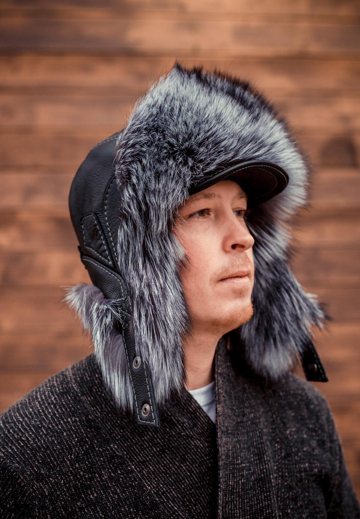 компания мужские меховые шапки фото создавать картины