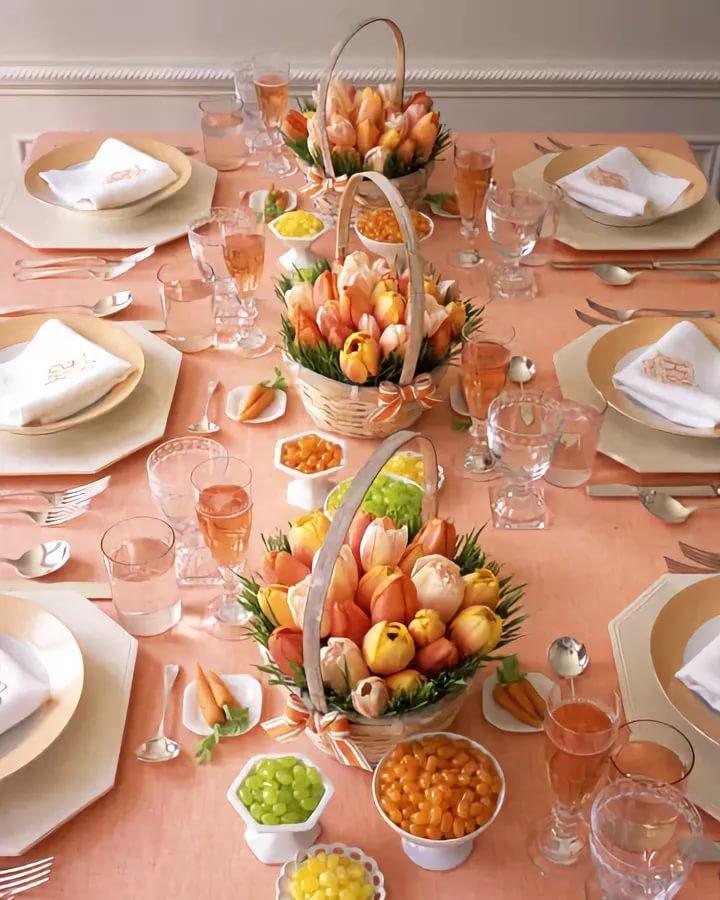что оформление стола фото дома для гостей лофт идеально подходит