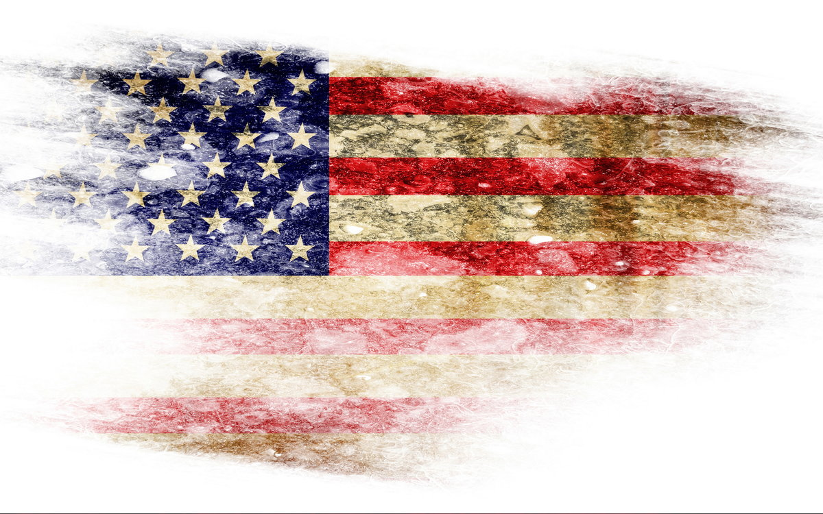 American Flag Desktop Wallpaper