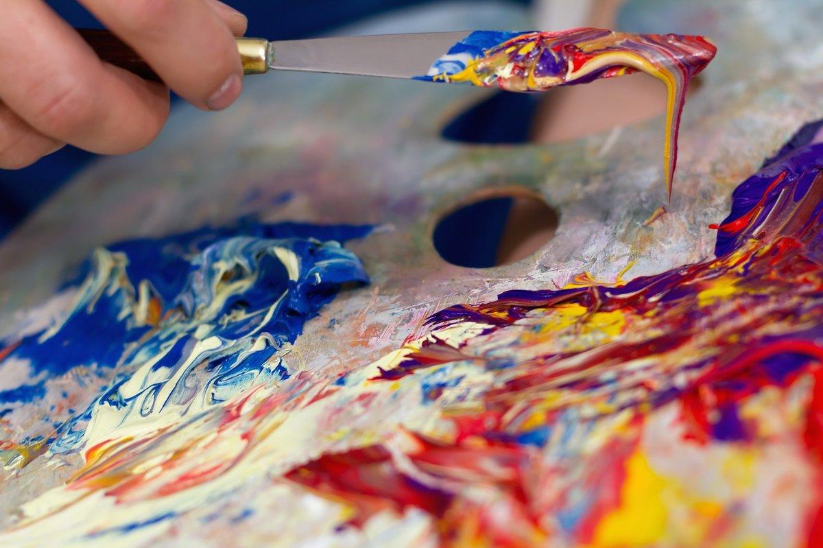 Картинки художники, открытке марта