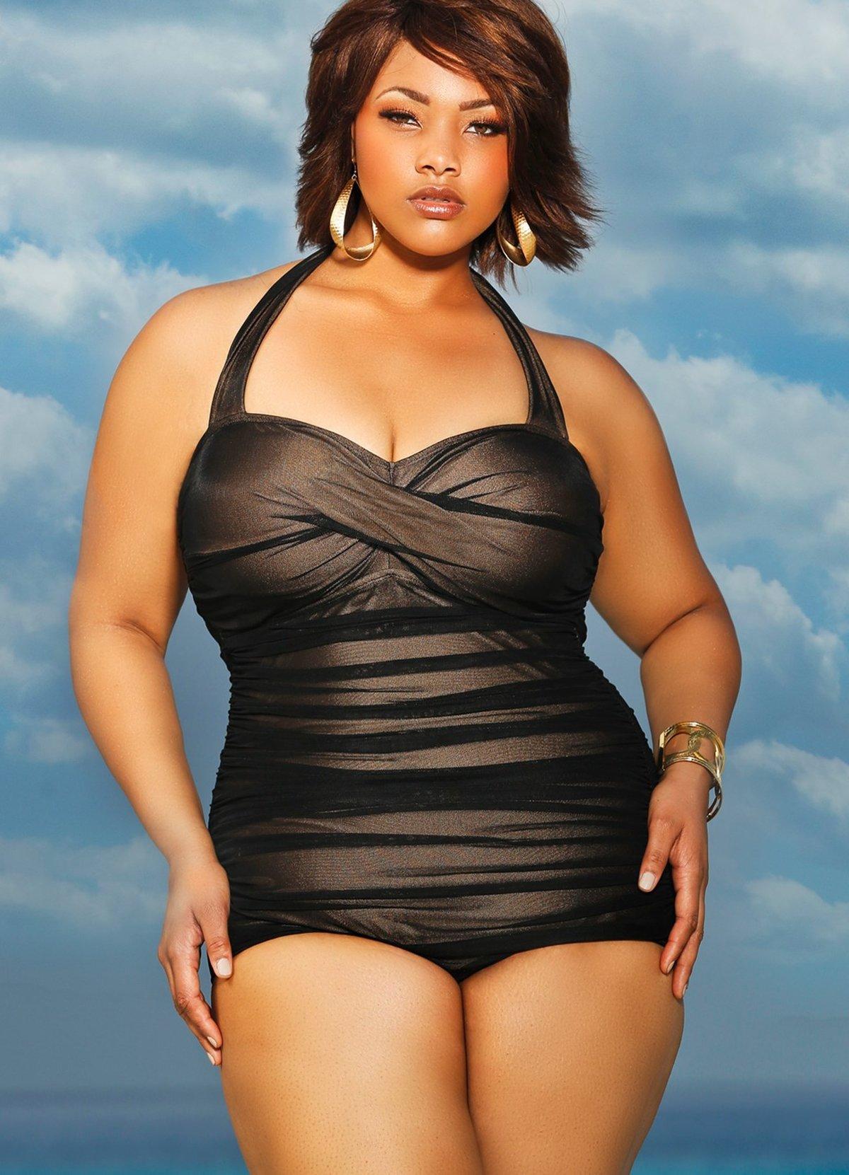 Фото толстушек негритянок
