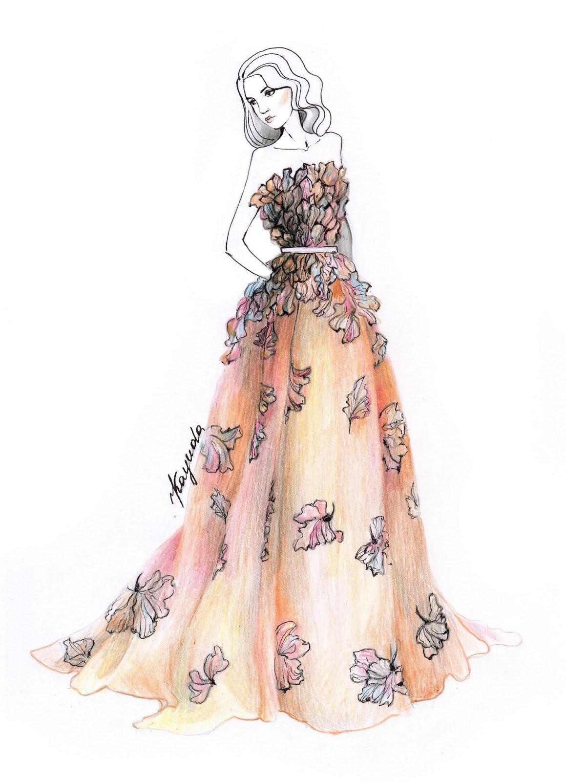 Картинка изображением платья