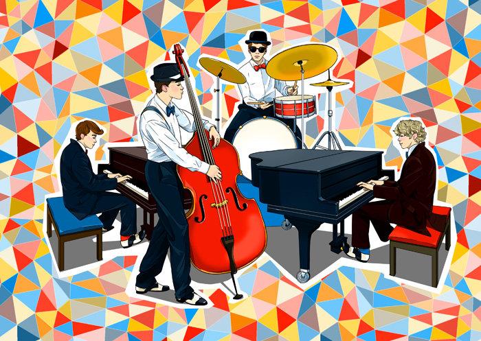 2 апреля 1912 года впервые в печати упомянуто слово «джаз»