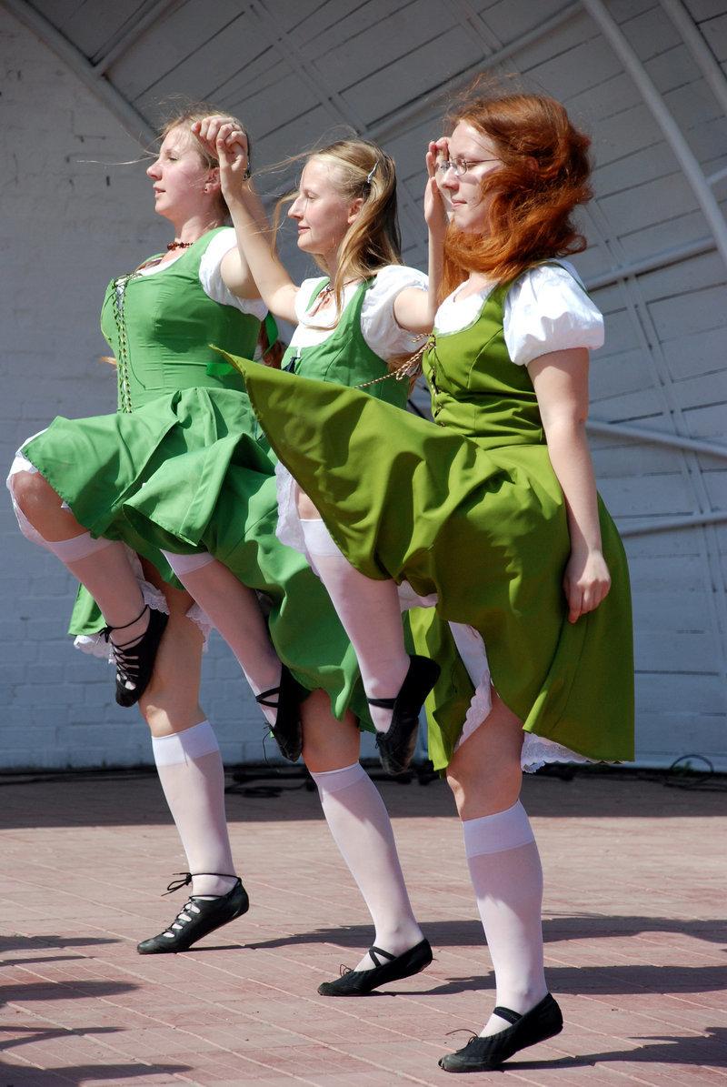 ирландские танцы голяком есть меня