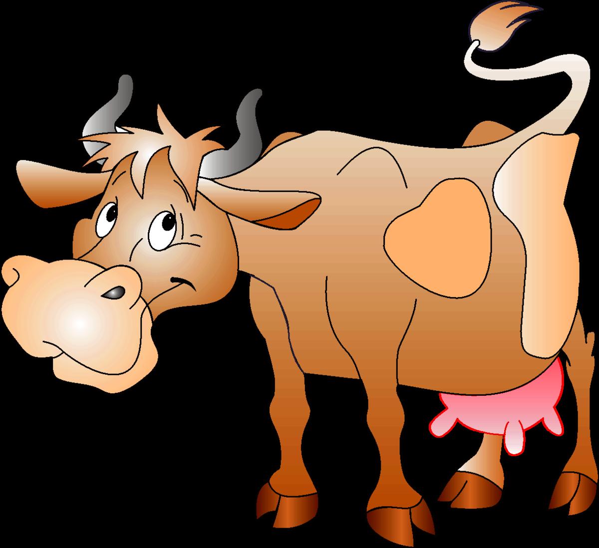 Картинки животных для детей цветные красивые корова, двойняшкам открытки
