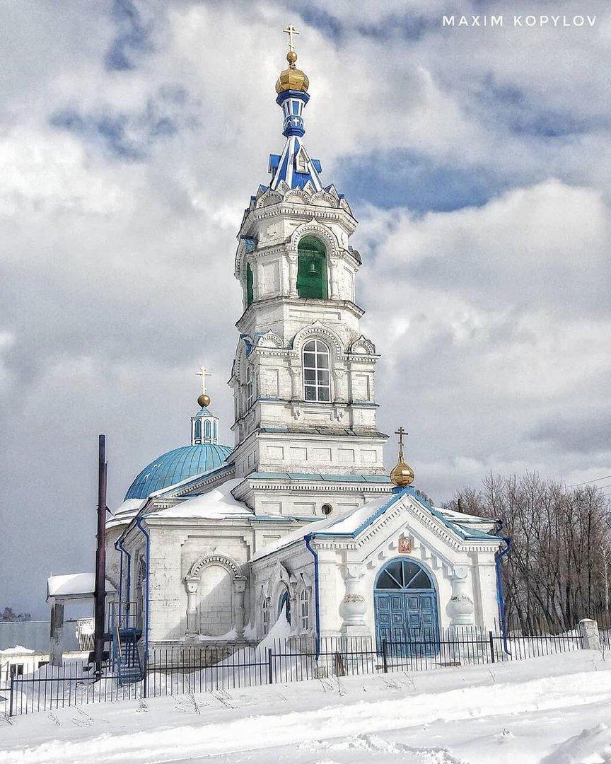 открытки церкви октябрьского района пермского края оказалось