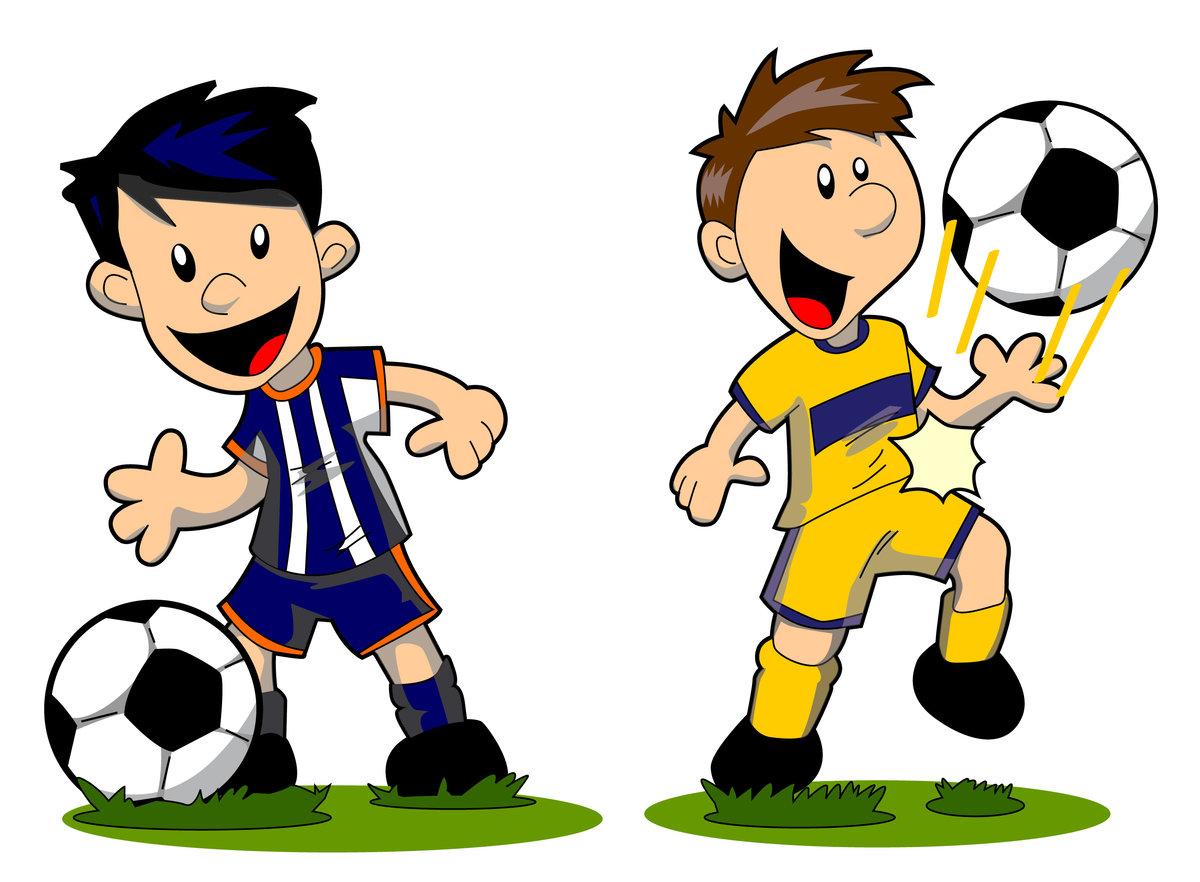 Днем рождения, картинки по футболу детские