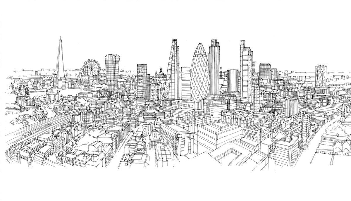 этой мегаполис картинки рисунки выборе лака