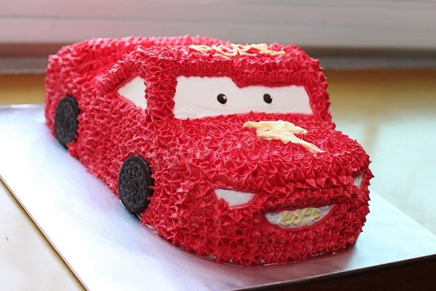 картинки с тортами в форме машин