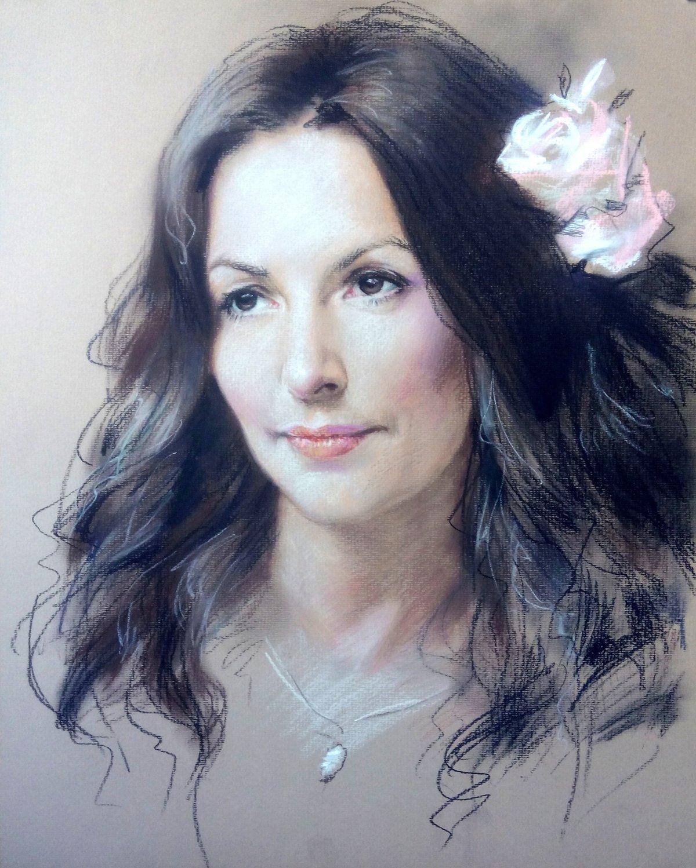 художники для рисования портретов с фото магазин