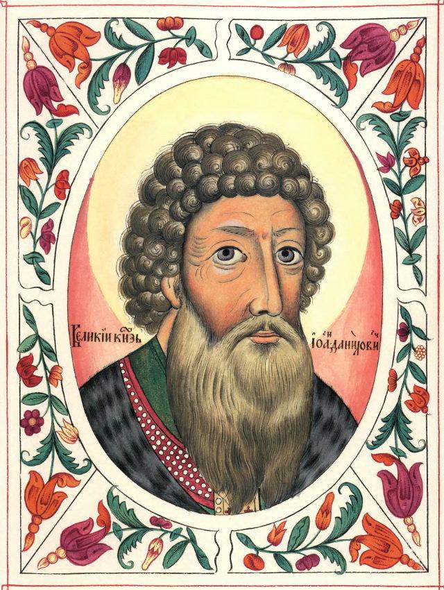 26 марта 1328 года Иван Калита получил от хана Узбека ярлык на княжение Костромское